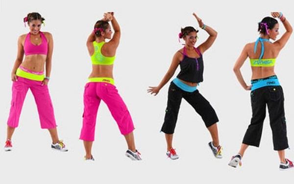 3 Tác dụng bất ngờ của việc học nhảy Zumba bạn cần biết