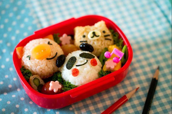Cách làm Bento Anime đơn giản cho bữa trưa thêm ngon miệng