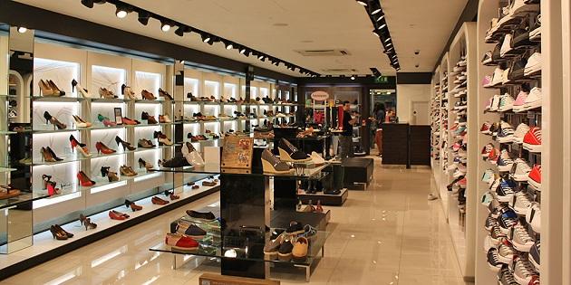 Mở cửa hàng giày dép cần bao nhiêu vốn?