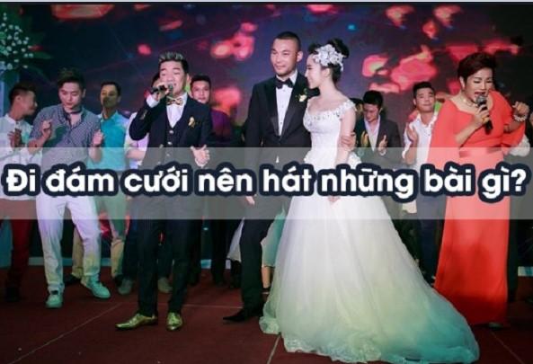 Những ca khúc được yêu thích nhất trong ngày cưới bạn nên biết