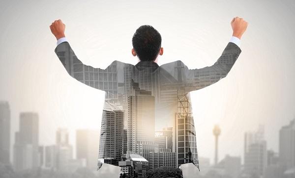 Làm giàu không khó nhờ kinh doanh bất động sản
