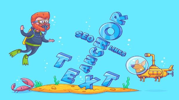 Phân loại Anchor text trong SEO website