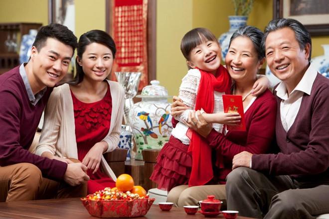 Chọn quà Tết cho bố mẹ sao cho ý nghĩa?