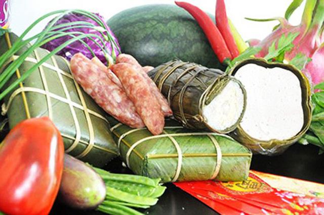 Chọn thực phẩm sạch cho ngày Tết an toàn và khỏe mạnh