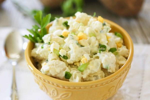Tuyệt chiêu chế biến salad khoai tây kiểu Nhật ngon không cưỡng nổi