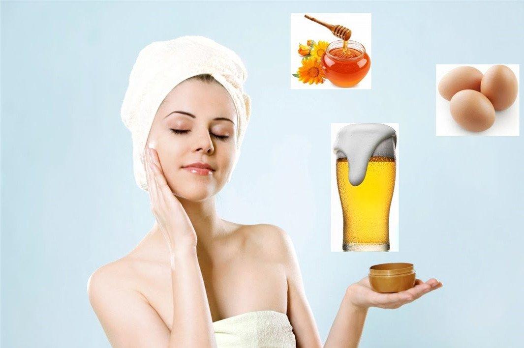 Rửa mặt bằng bia có tác dụng gì?