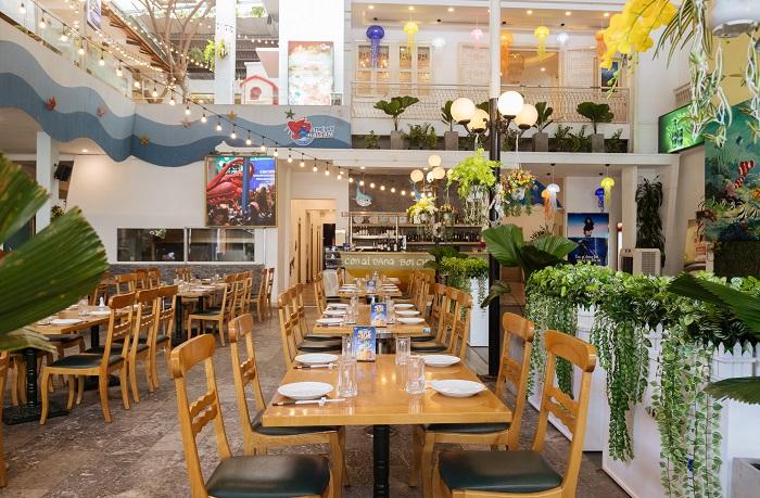 Kinh doanh nhà hàng hải sản cần những gì?