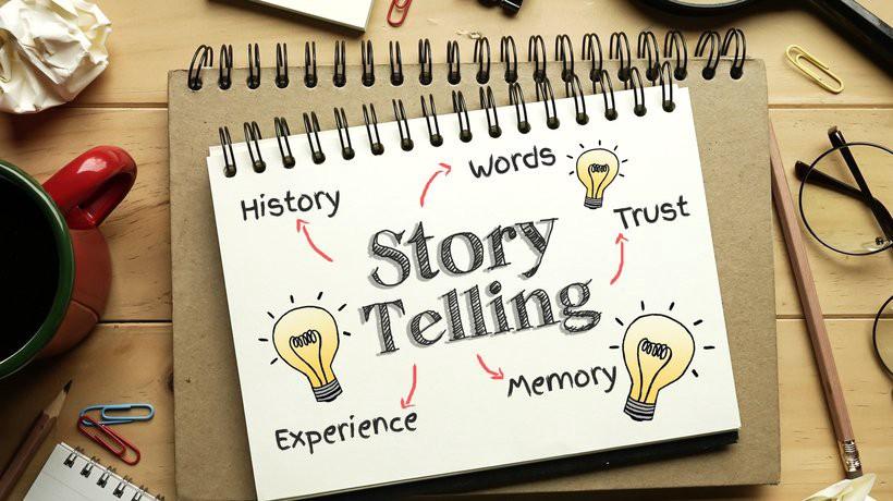 Cách viết content storytelling khiến khách hàng tự rút hầu bao