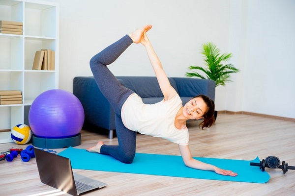 Bật mí bí quyết tập yoga thành công ngay tại nhà
