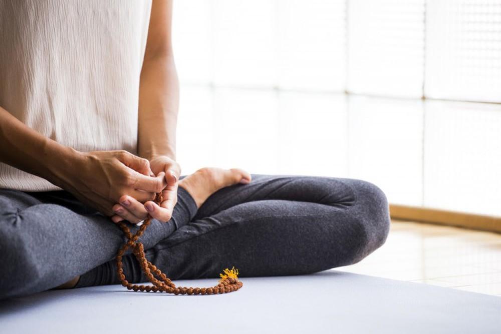 Thiền chữa bệnh đến từ ý chí và sự tập trung cao độ