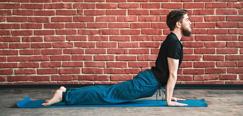 3 bài tập Yoga cho nam tăng cường sinh lý, giảm suy nhược siêu hiệu quả