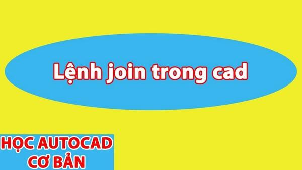Tuyệt chiêu sử dụng lệnh nối 2 đường thẳng trong Cad chuyên nghiệp