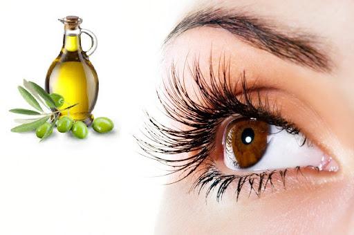 3 Tác dụng của dầu Oliu với lông mi
