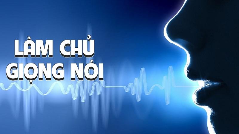 Học cách thay đổi giọng nói 'đỉnh cao'