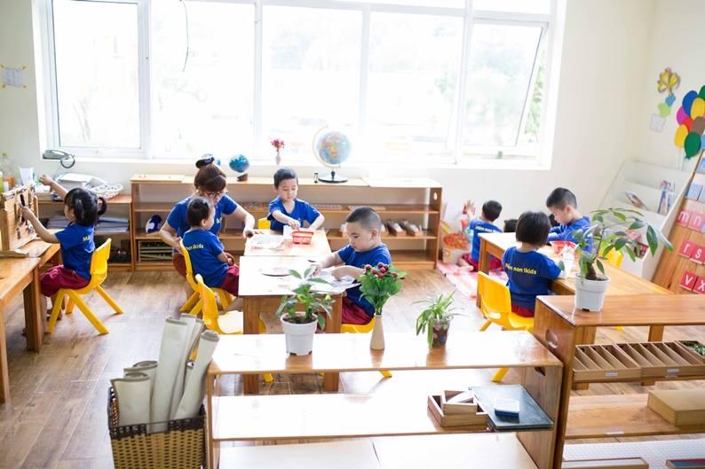 Montessori là gì? Những điều bạn cần biết về Montessori mầm non
