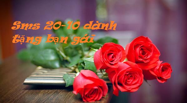 Tổng hợp tin nhắn sms 20-10 tặng bạn gái lãng mạn và đầy ý nghĩa