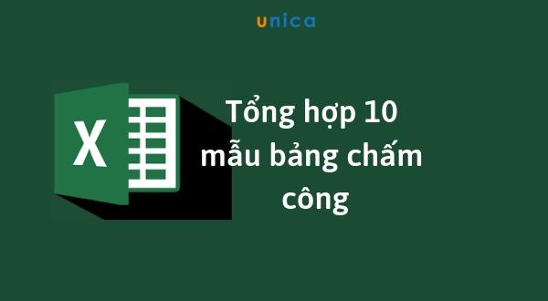 Tổng hợp những mẫu bảng chấm công theo giờ từ những công ty lớn hàng đầu Việt Nam