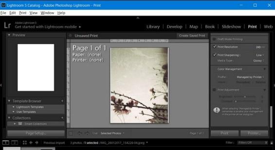 Bạn biết gì về phần mềm Lightroom và phần mềm Photoshop?