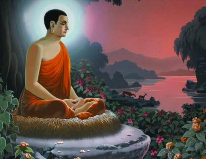 Thiền quán - Tìm đến an lạc bình an và thanh lọc tâm hồn