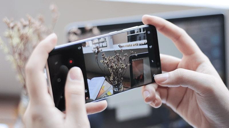 Lên đơn ầm ầm với cách làm video bán hàng bằng điện thoại