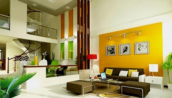 Những lưu ý khi phối màu trong thiết kế nội thất mà bạn không nên bỏ qua