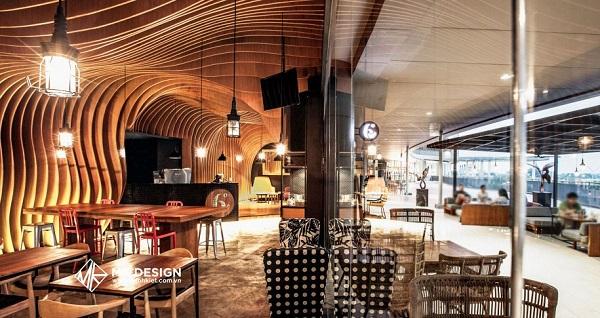 Top 3 mẫu thiết kế nội thất quán cafe đẹp, độc, lạ mà bạn không nên bỏ qua