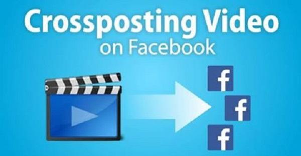 Hướng dẫn đăng chéo video lên các page
