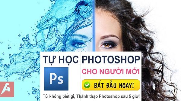 Kinh nghiệm tự học photoshop dành cho người mới bắt đầu