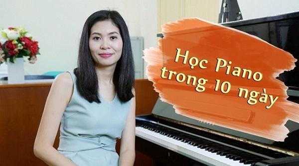 Biến ước mơ thành sự thật với khóa học piano cho người mới bắt đầu