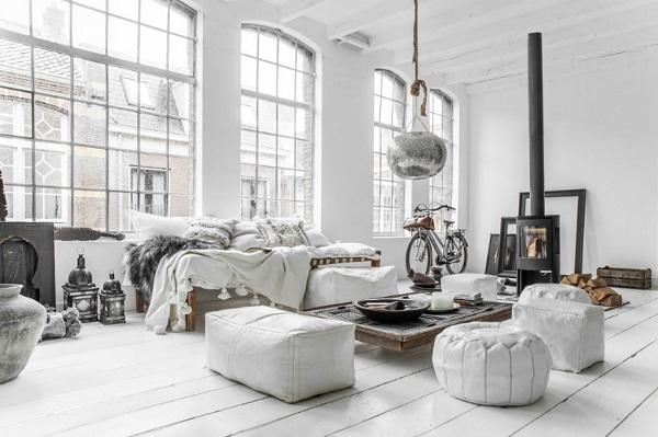 Đặc trưng cơ bản của phong cách Scandinavian trong thiết kế nội thất