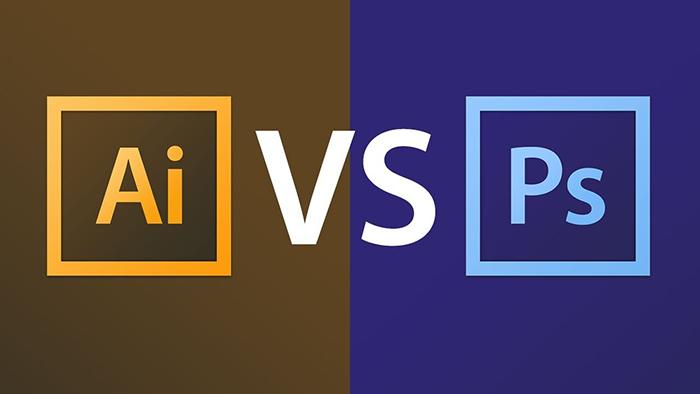 Illustrator khác gì Photoshop? Câu trả lời bất ngờ dành cho bạn