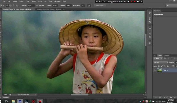 6 bước tách đối tượng ra khỏi Photoshop cực nhanh