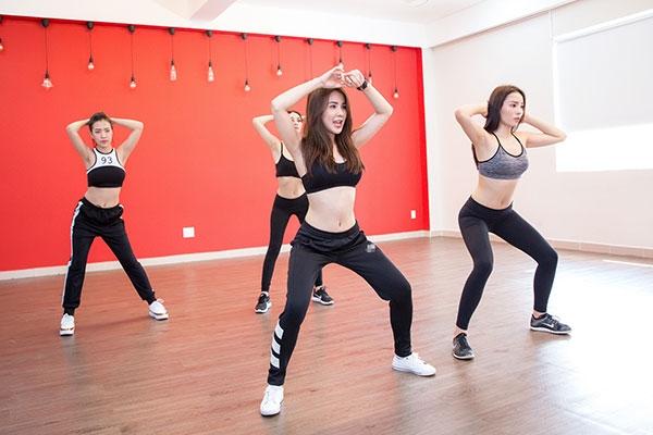 Những điệu nhảy giảm mỡ bụng tuyệt đỉnh