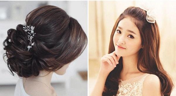 Bật mí 3 kiểu tóc đi đám cưới đơn giản nhưng vô cùng nổi bật