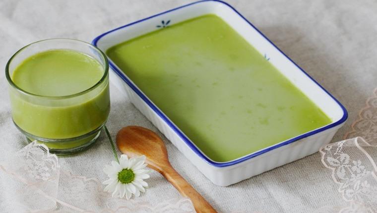 Ngon ngọt, mát lành với cách làm thạch trà xanh ngay tại nhà