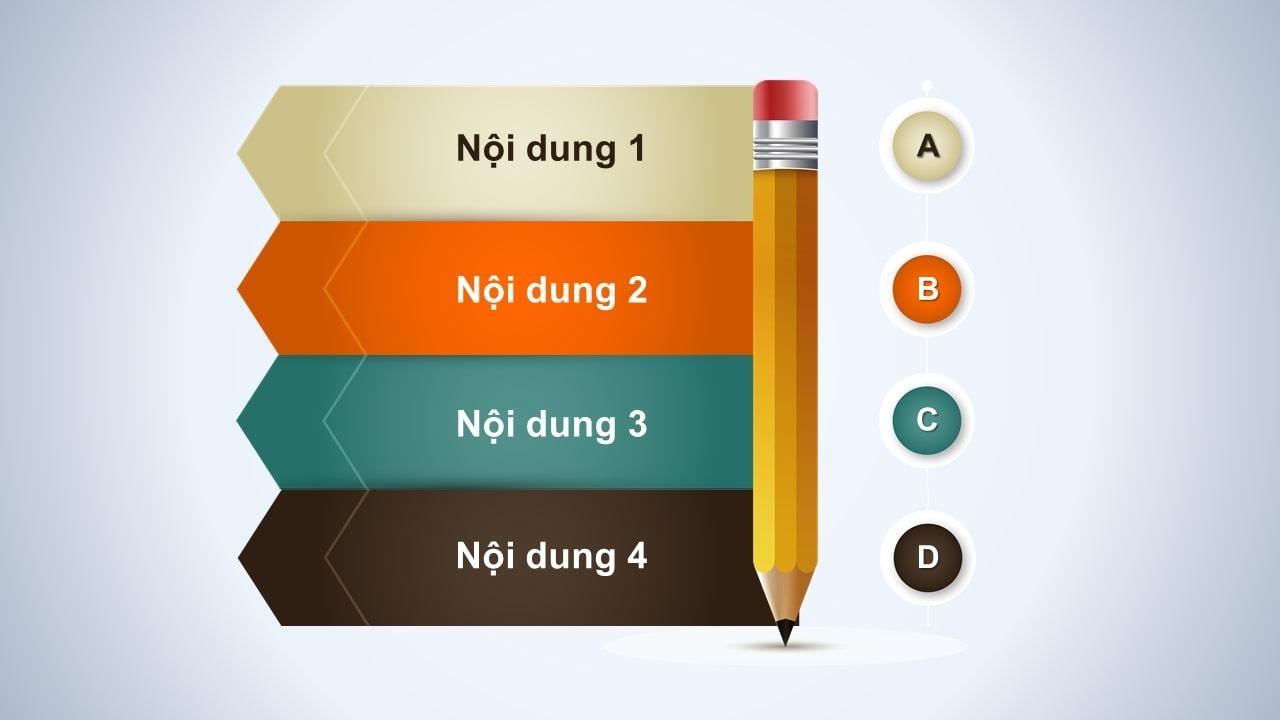 Hướng dẫn chi tiết nhất cách sử dụng SmartArt trong PowerPoint 2010