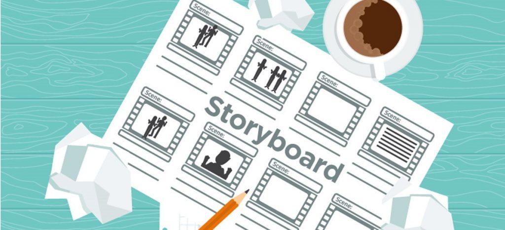 Storyboard là gì? Quy trình vẽ Storyboard chỉ trong nháy mắt