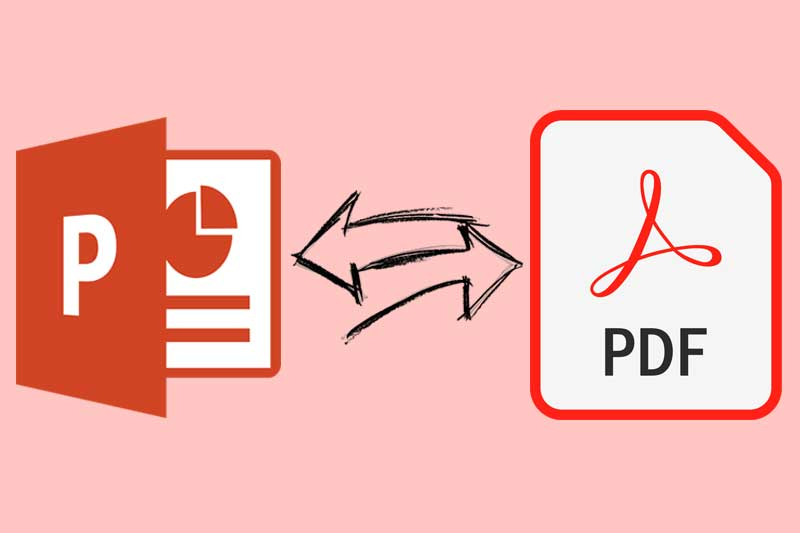Những cách chuyển PowerPoint sang PDF thông dụng