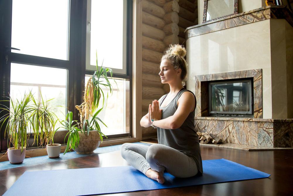 Tập Yoga tại nhà thế nào để đạt hiệu quả tốt nhất