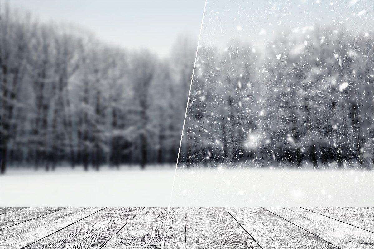 Cách làm hiệu ứng tuyết rơi trong After Effect