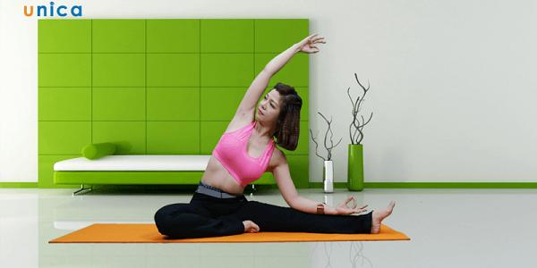 Yoga Nguyễn Hiếu - Tuyệt chiêu giảm eo giữ dáng siêu hiệu quả tại nhà