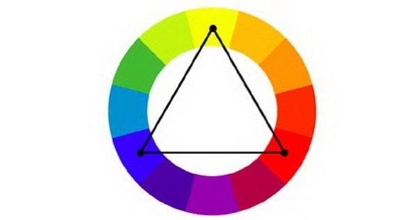 Bật mí 6 cách phối màu trong thiết kế nội thất