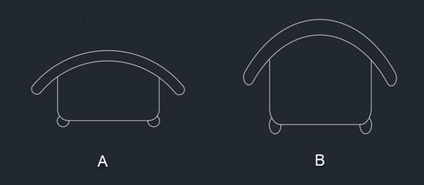 Hướng dẫn scale một đối tượng trong Autocad về đúng kích thước chuẩn