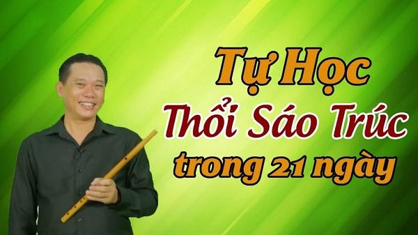 """Tại sao bạn không nên bỏ lỡ khóa học dạy thổi sáo """"Tự học thổi sáo trúc trong 21 ngày""""?"""