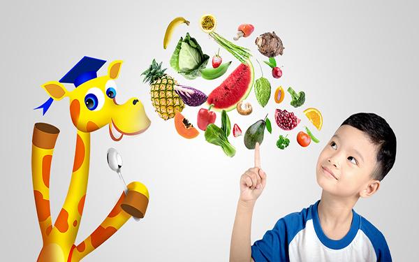 Cho trẻ ăn gì để thông minh, nhớ lâu?