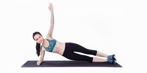 Tìm hiểu về bài tập thể dục giảm mỡ bụng nhanh nhất