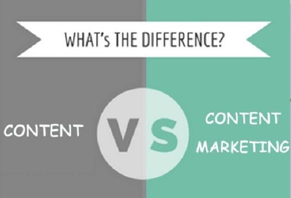 Content và Content Marketing khác nhau ở chỗ nào?