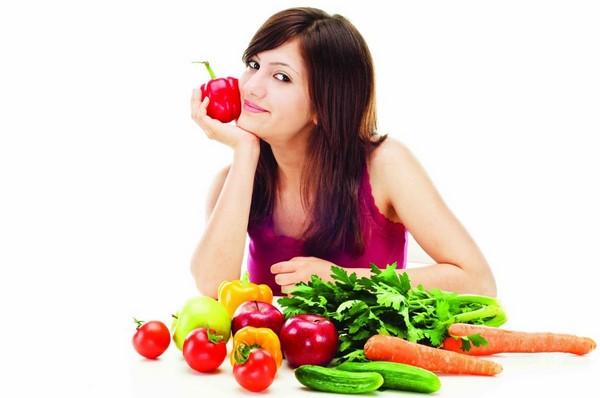 Bật mí về chế độ ăn giảm mỡ bụng cho nữ