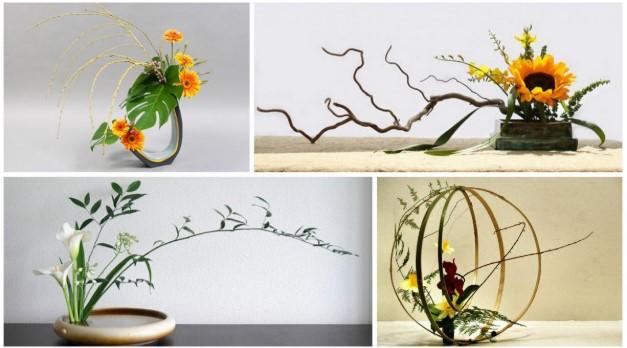 Những điều bạn chưa biết về nghệ thuật cắm hoa - Ikebana của người Nhật Bản