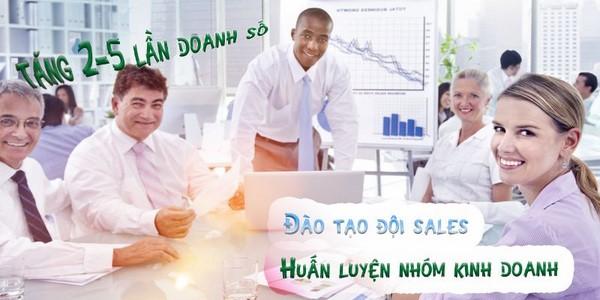 """4 ưu điểm nổi bật của khóa học """"Huấn luyện nhóm kinh doanh – Đào tạo đội sales tăng 2 – 5 lần doanh số"""""""